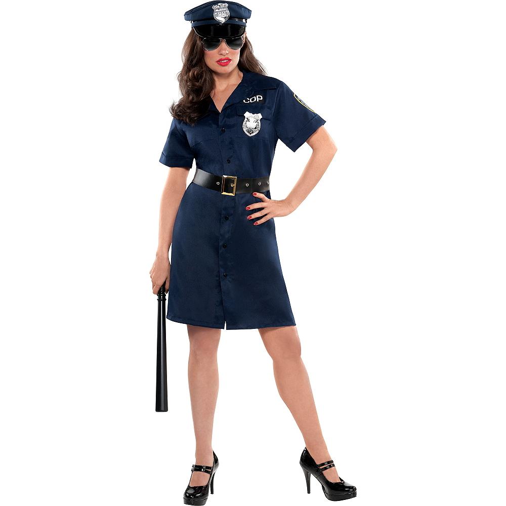 Adult Law Enforcement Dress Image #1