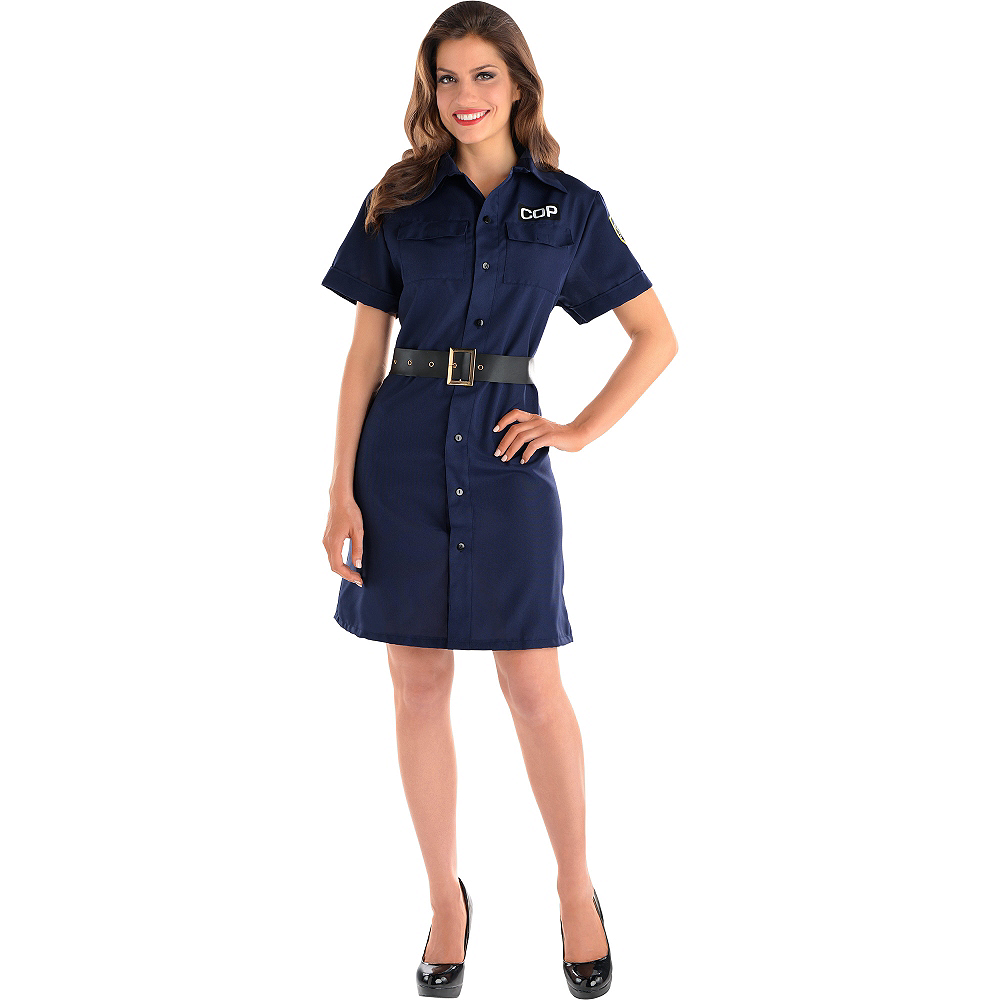 Adult Law Enforcement Dress Image #2