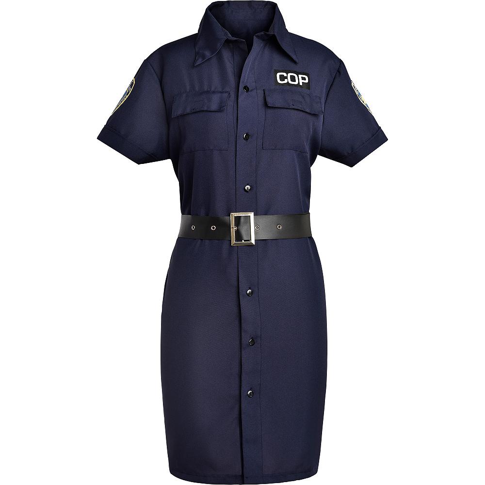 Adult Law Enforcement Dress Image #3