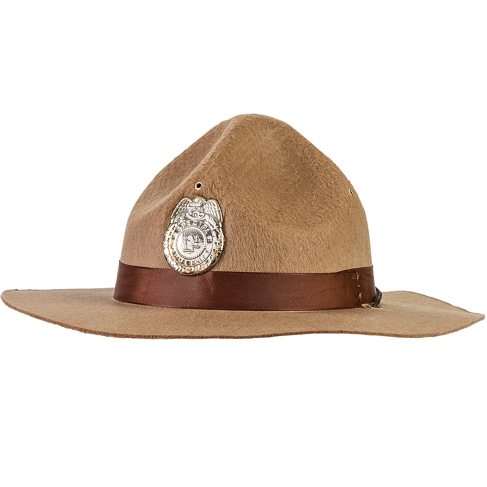 Classic Sheriff Hat Image #1
