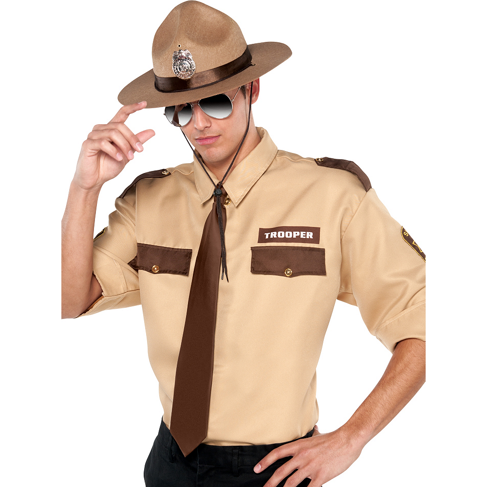 Classic Sheriff Hat Image #2