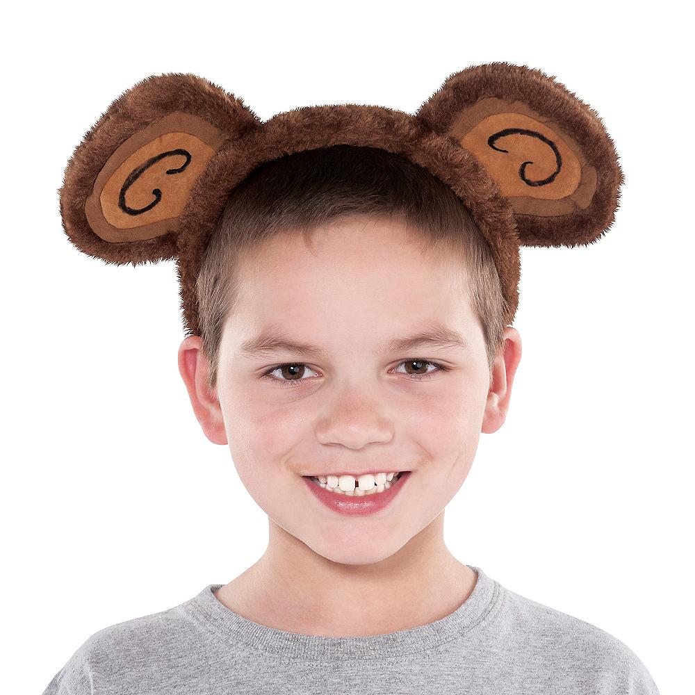 Child Monkey Ears Headband Image #2