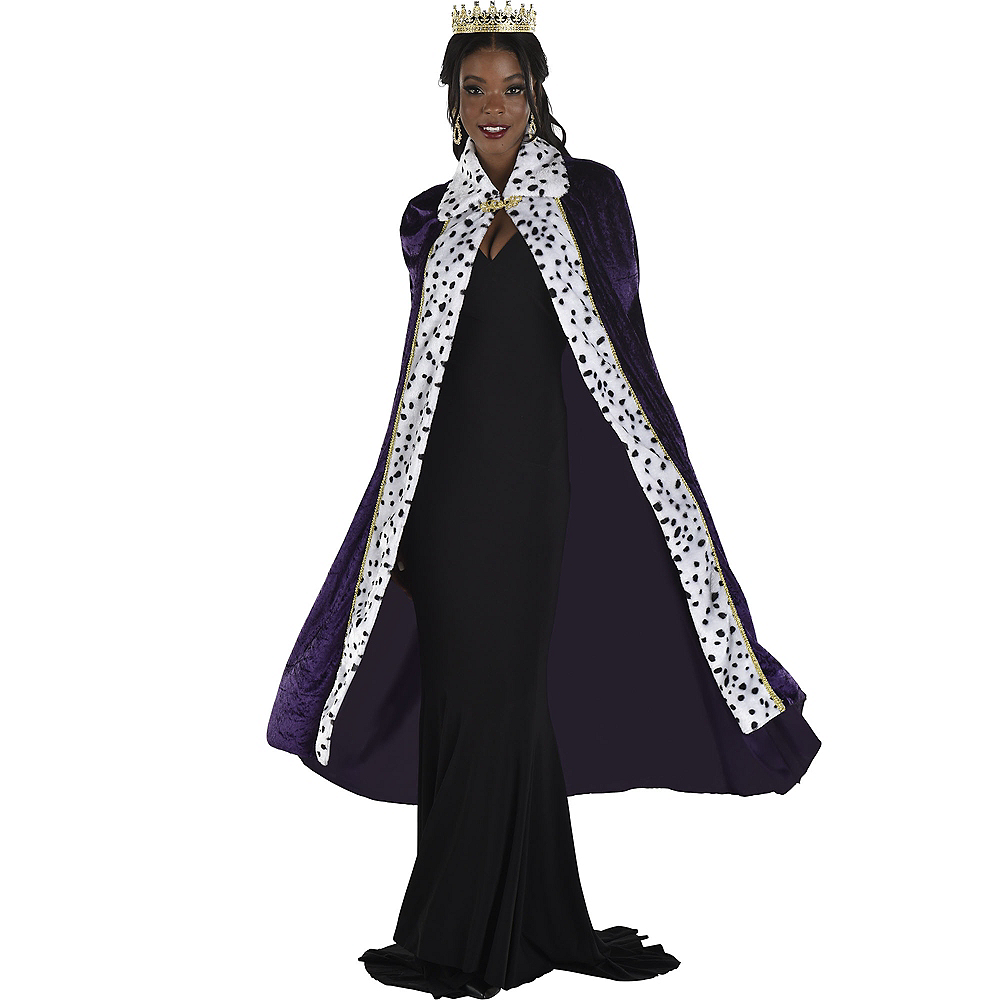 Adult Royal Queen Cape Image #1