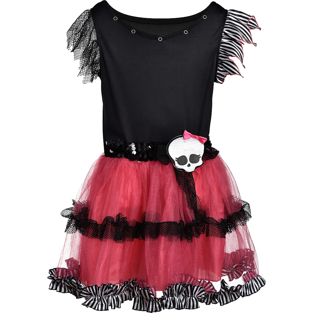 Girls Tutu Monster High Dress Image #2