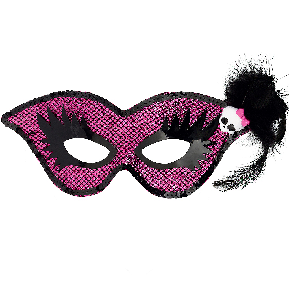 Monster high freaky mask party city - Masque monster high ...