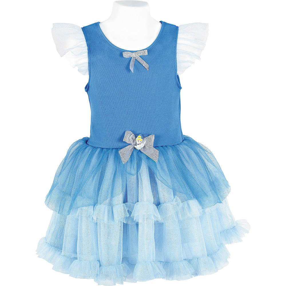 Girls Tutu Cinderella Dress Image #3