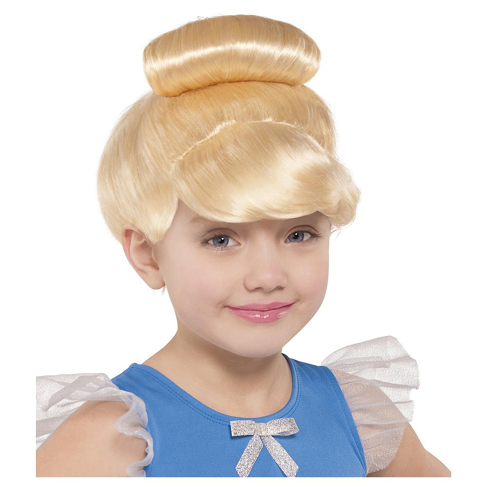 Child Cinderella Wig Image #1