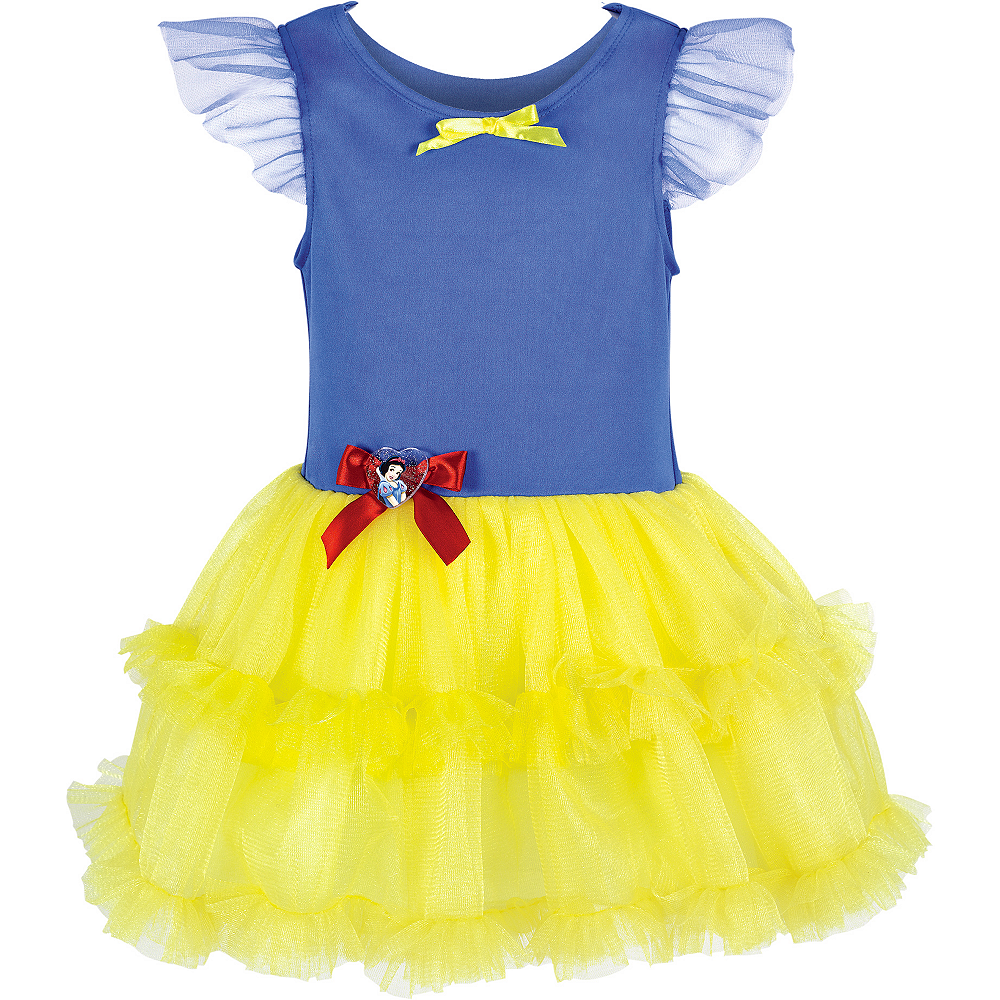 Nav Item for Girls Tutu Snow White Dress Image #4