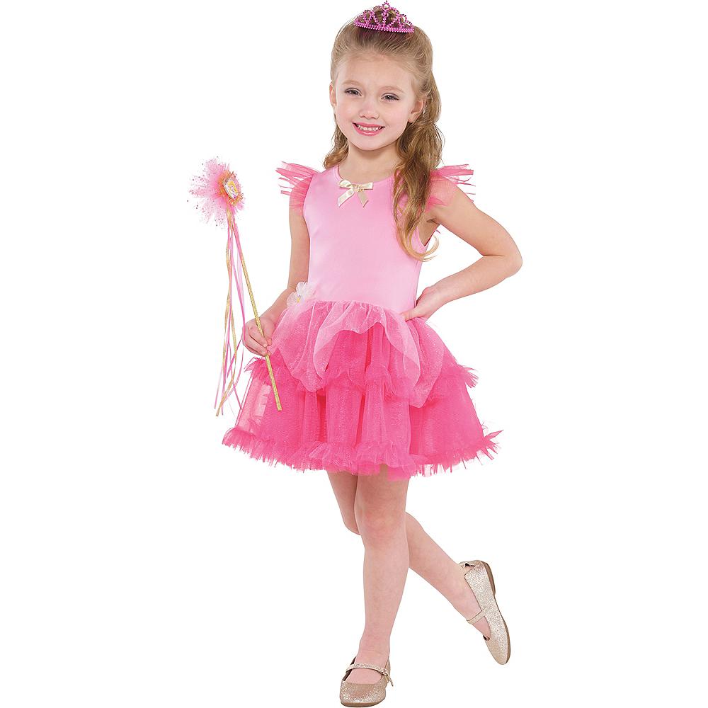 Girls Tutu Aurora Dress Image #2
