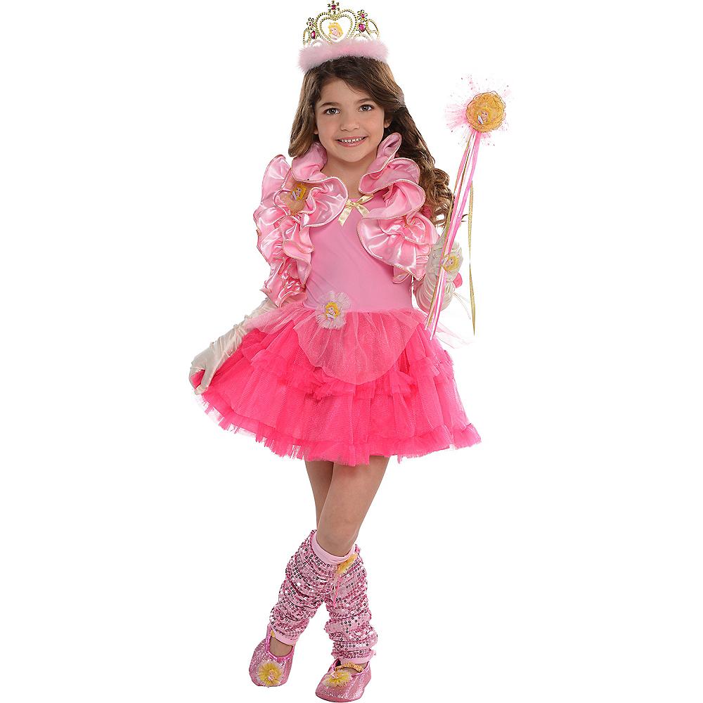 Girls Tutu Aurora Dress Image #3