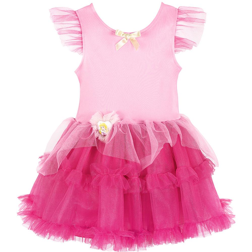 Girls Tutu Aurora Dress Image #4