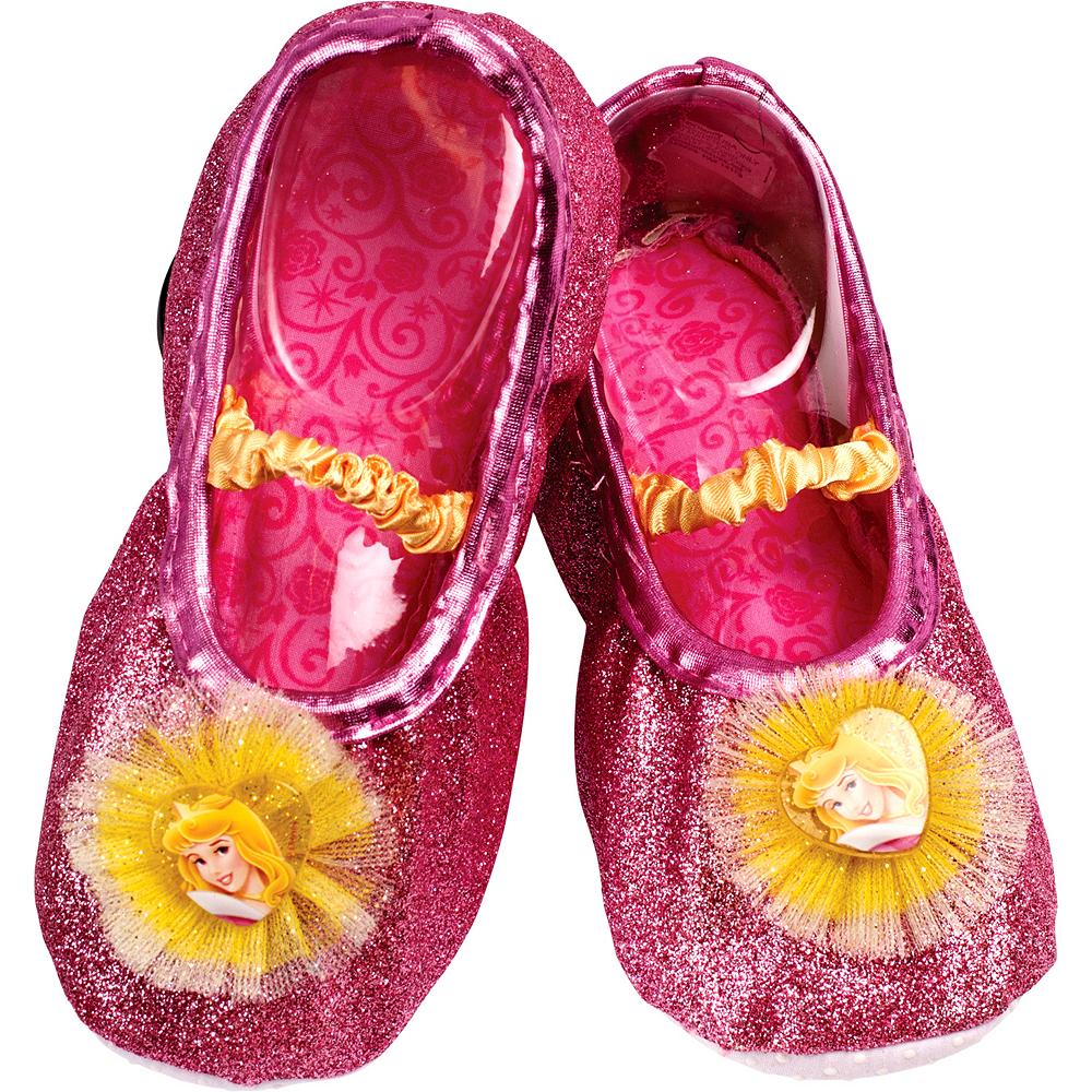 Princess Aurora Slipper Shoes Image #1