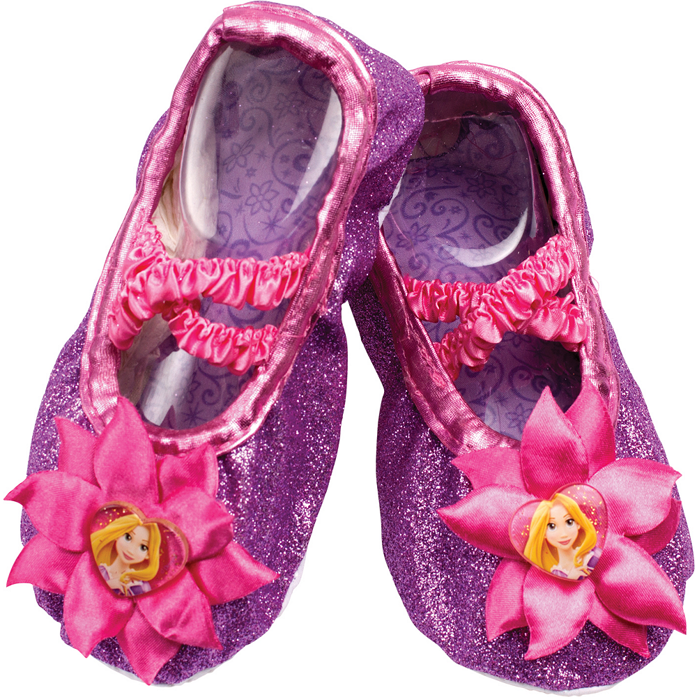 Princess Rapunzel Slipper Shoes Image #1