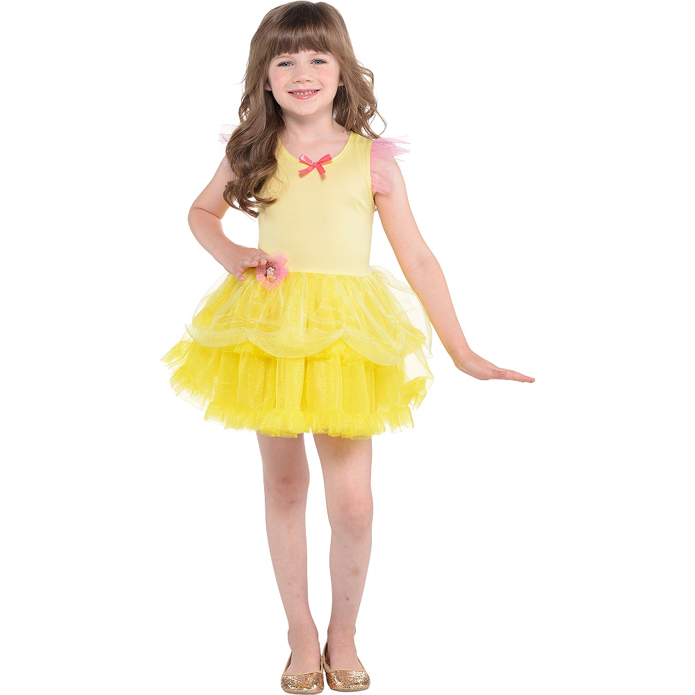 Girls Tutu Belle Dress Image #2