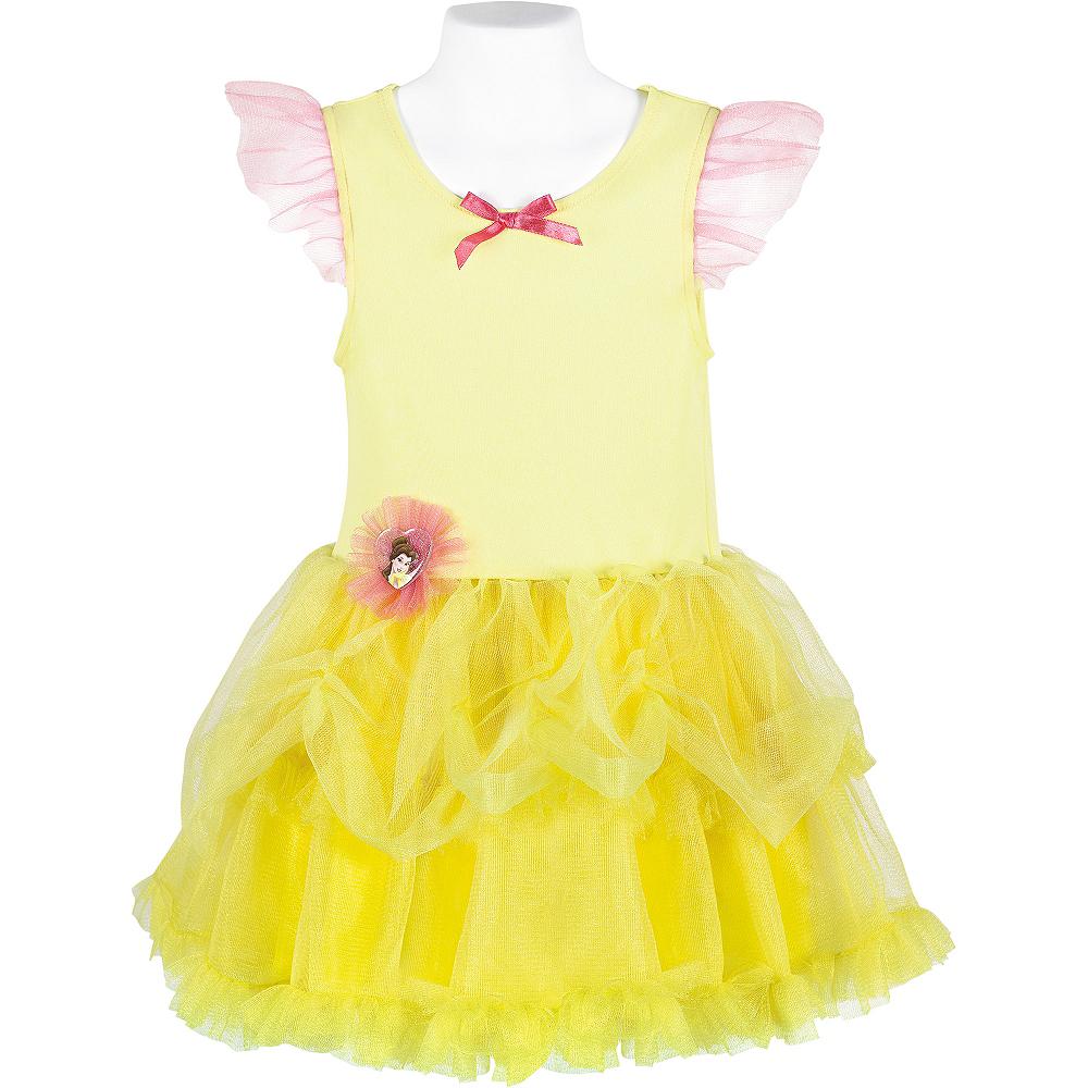 Girls Tutu Belle Dress Image #3