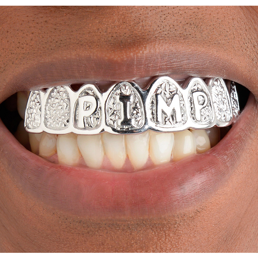 Nav Item for Platinum Pimp Grillz Image #1