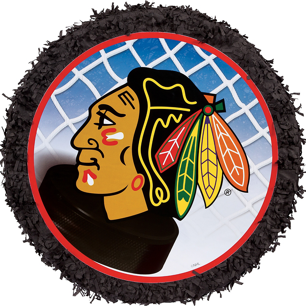 Chicago Blackhawks Pinata Image #1