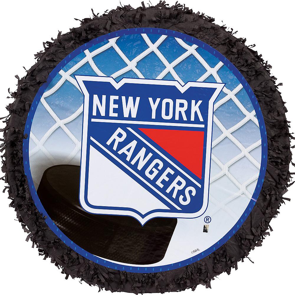 New York Rangers Pinata Image #1