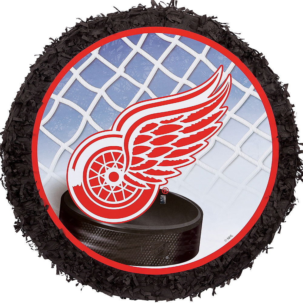 Detroit Red Wings Pinata Image #1