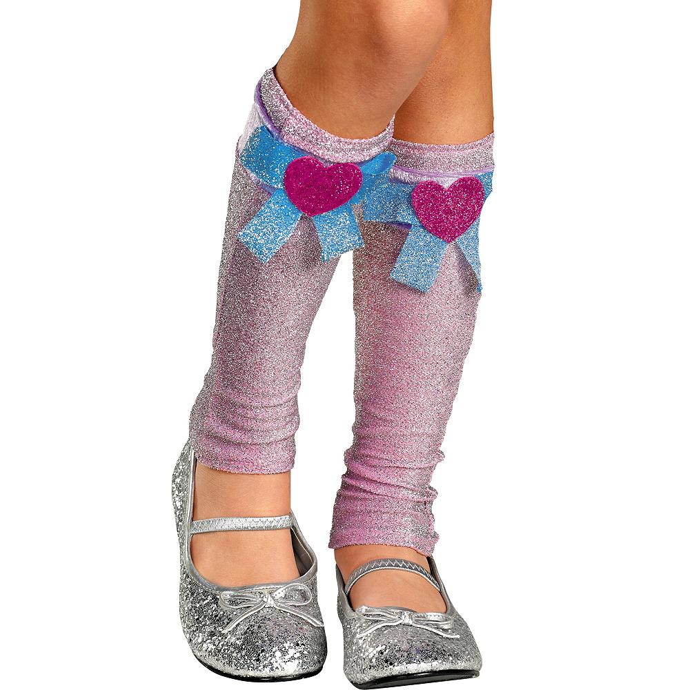 Girls Winx Bloom Leg Covers Image #1