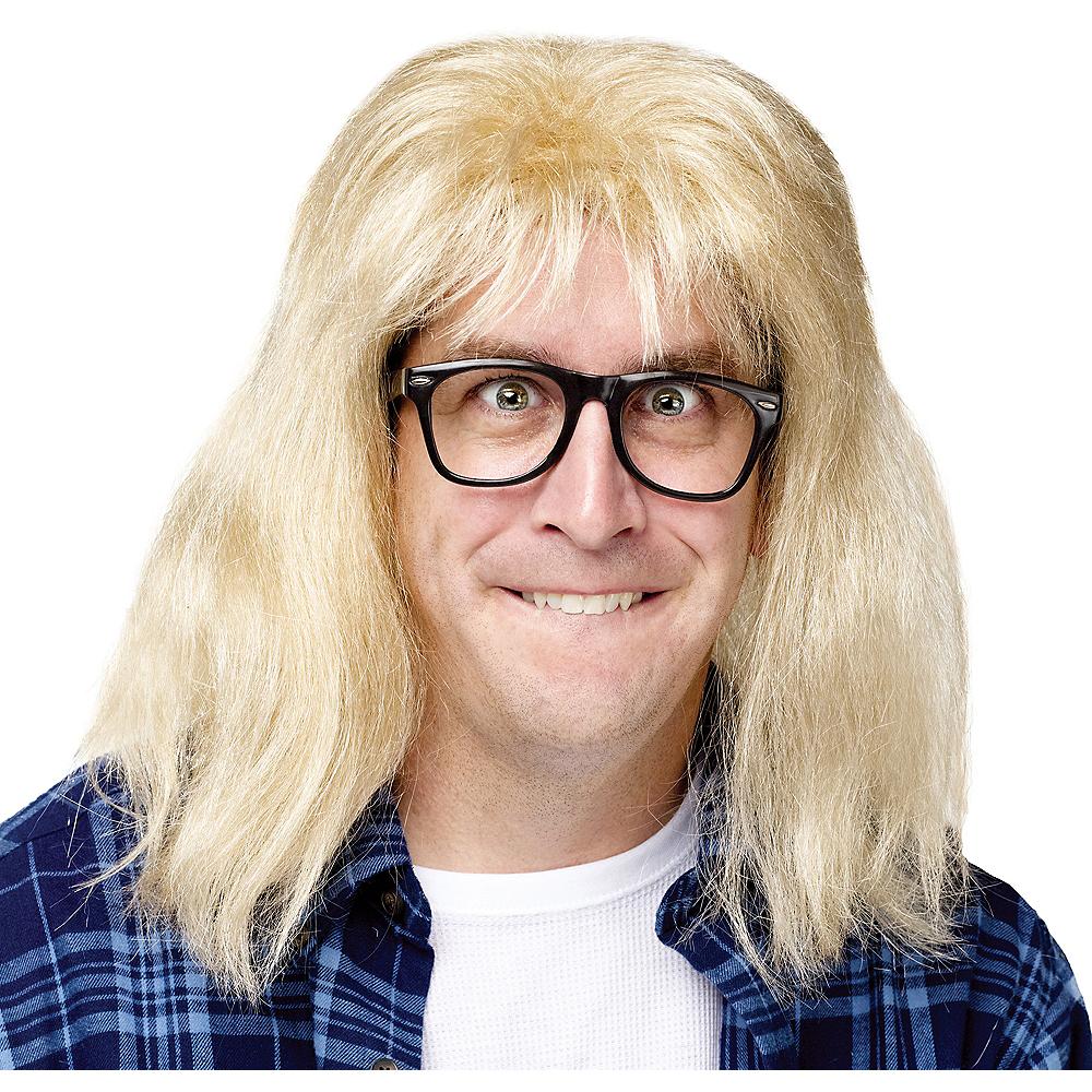 Mens Garth Algar Accessory Kit - Saturday Night Live Image #1