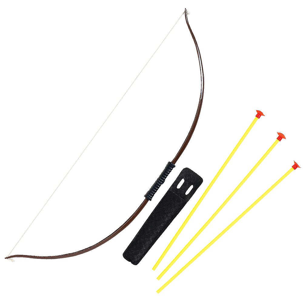 Robin Hood Bow & Arrows Image #1