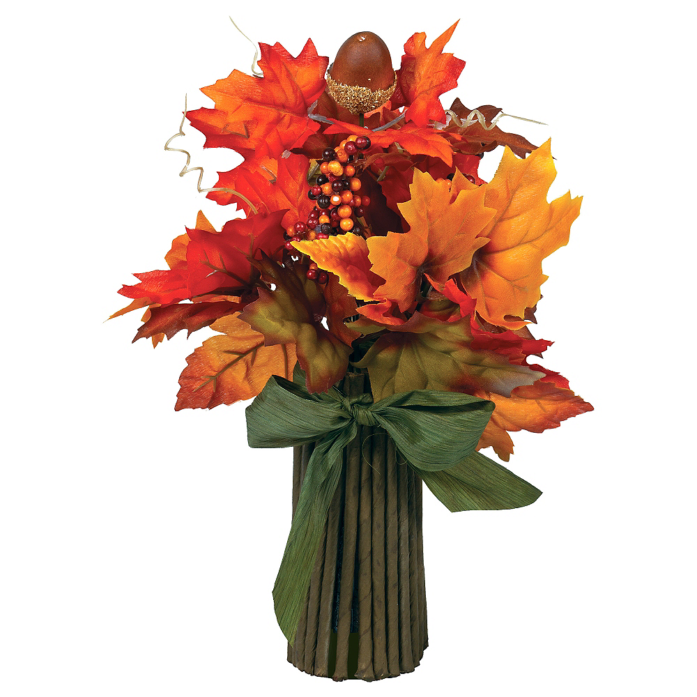 Fall Leaves Bouquet Image #1
