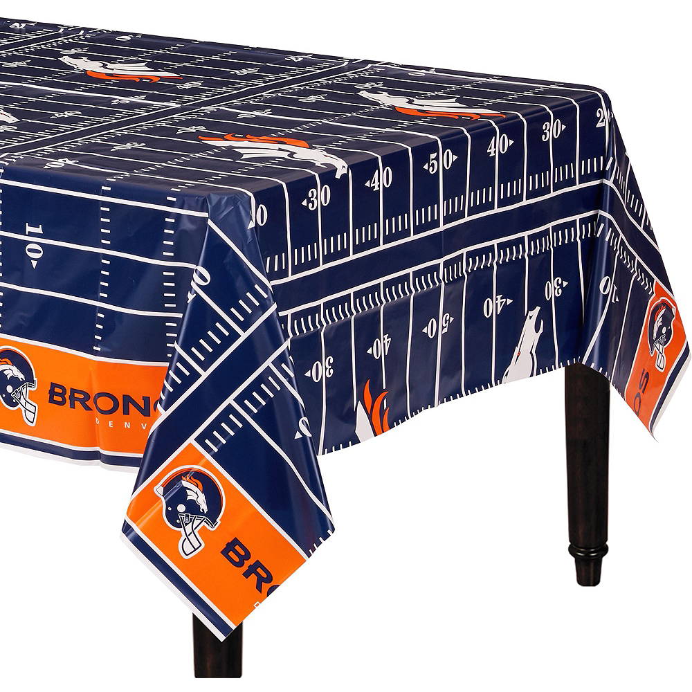 Super Denver Broncos Party Kit for 18 Guests Image #5