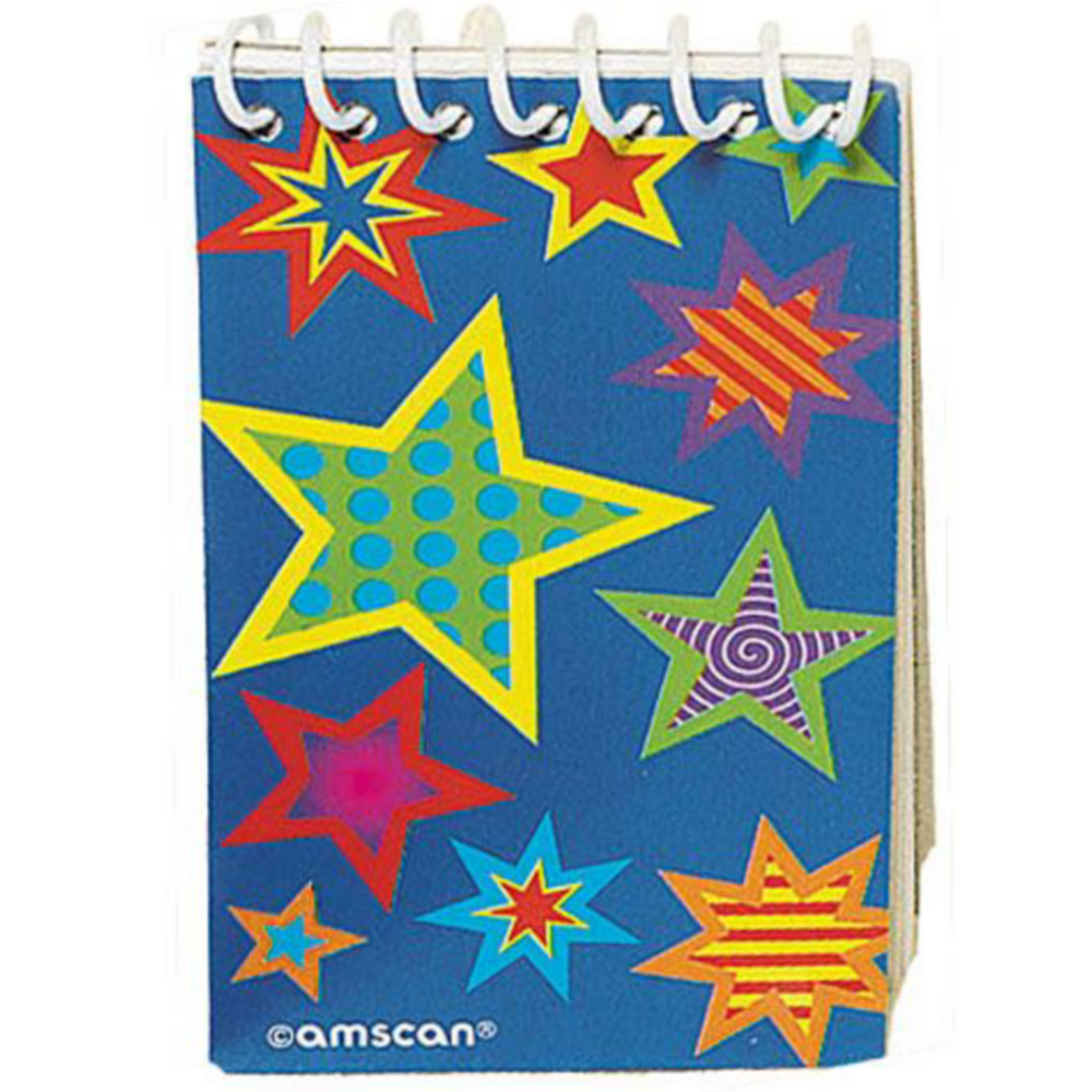 Star Notepads 48ct Image #2