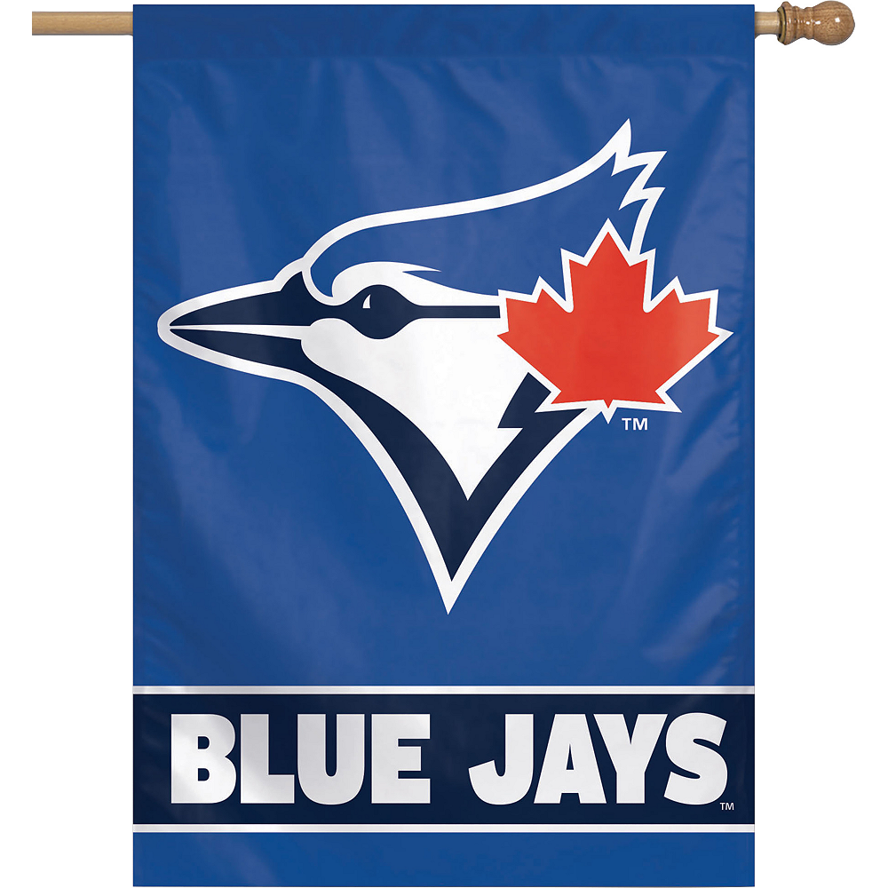 Nav Item for Toronto Blue Jays Banner Flag Image #1