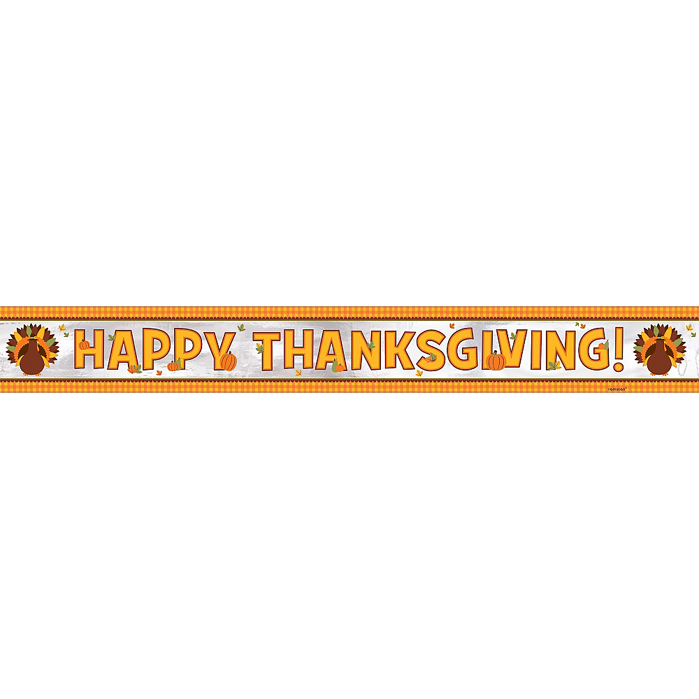 Thanksgiving Banner Image #1