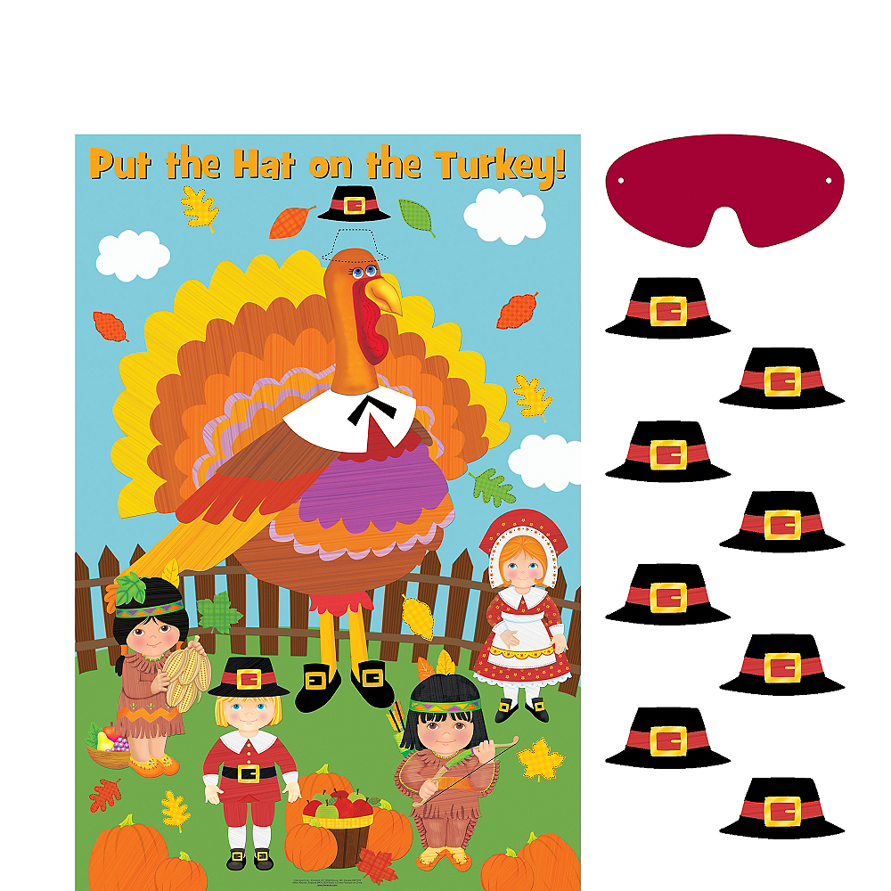 Turkey Party Game Image #1