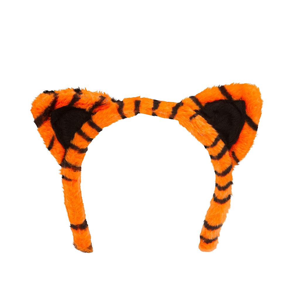 Tiger Ears Headband Image  1 0484337bade8