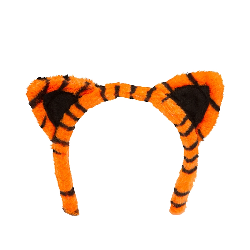 Tiger Ears Headband Image #1