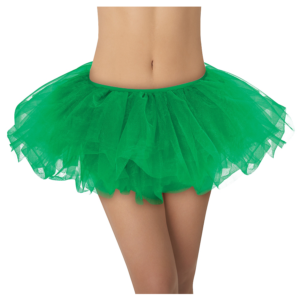 Green Tutu Image #1