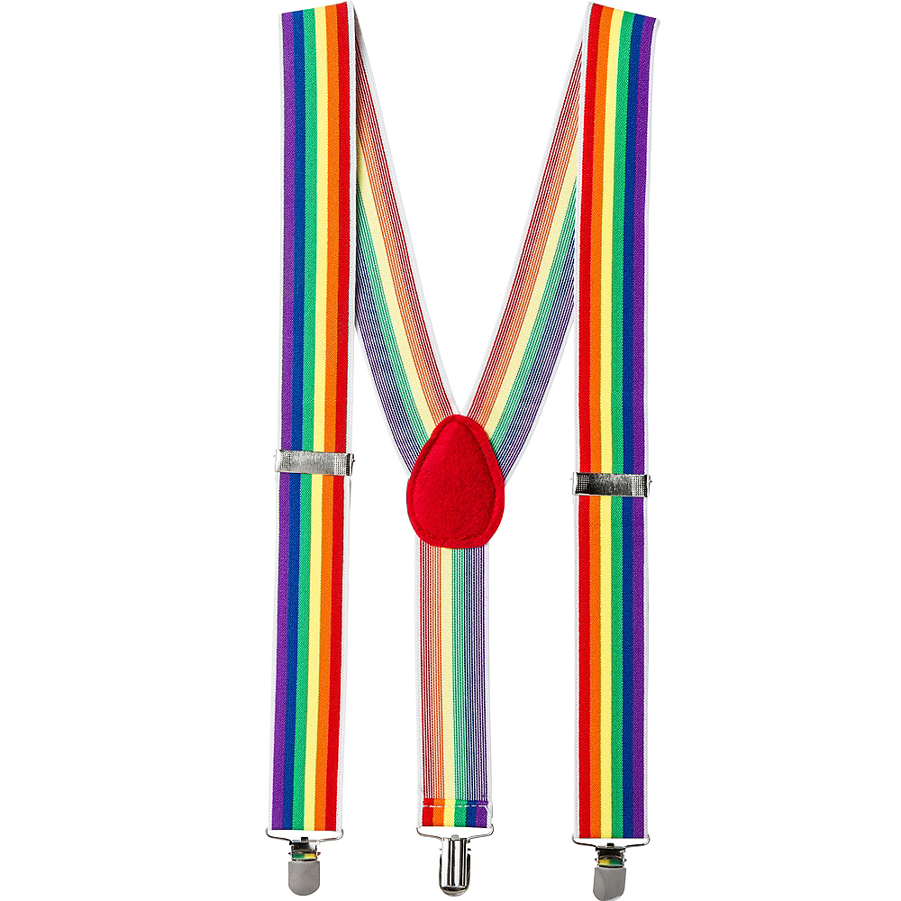 Nav Item for Rainbow Suspenders Image #1