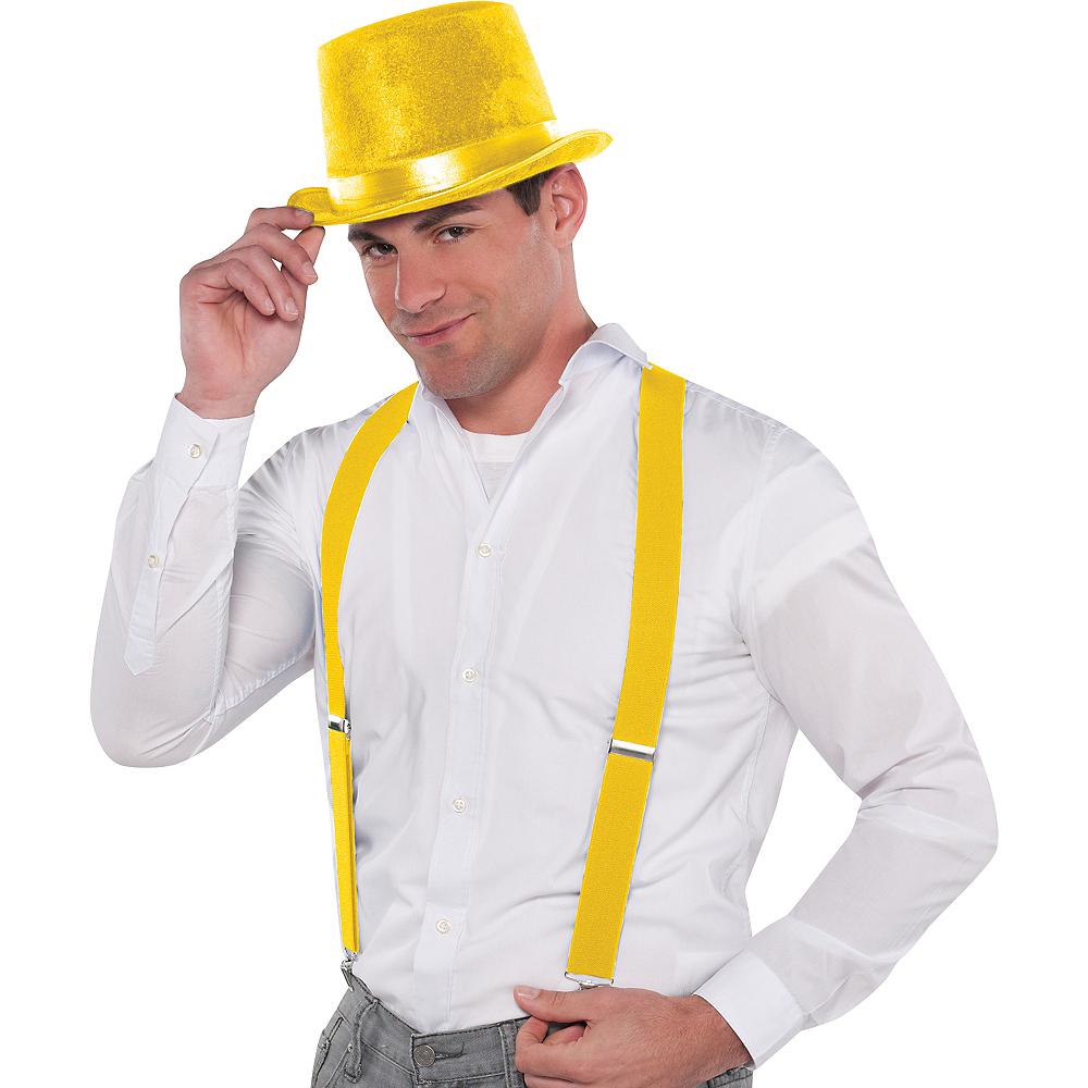 Yellow Suspenders Image #2