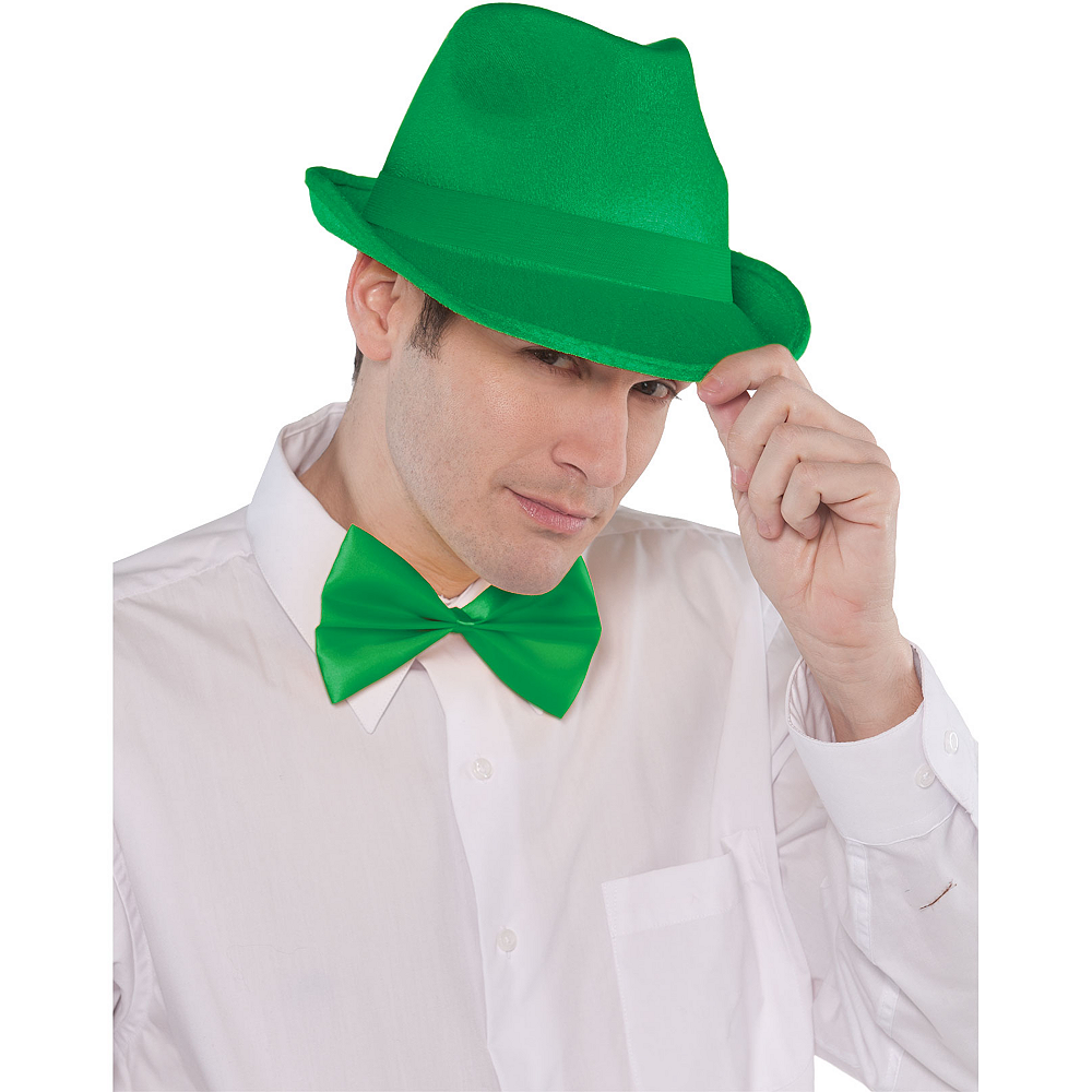 Green Bow Tie Image #2