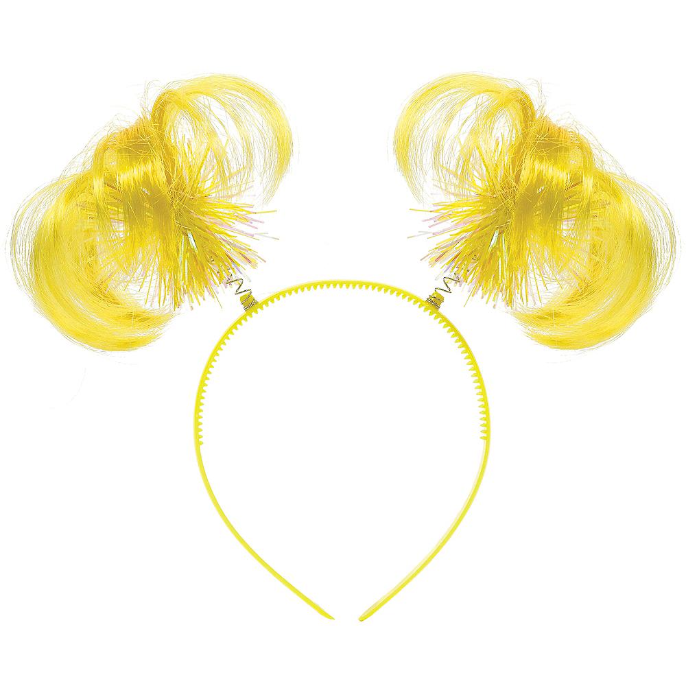 Yellow Ponytail Head Bopper Image #1