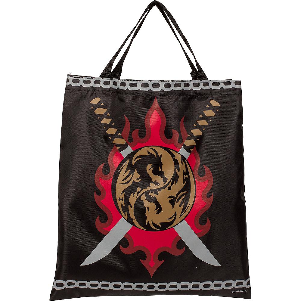 Ninja Trick or Treat Bag Image #1