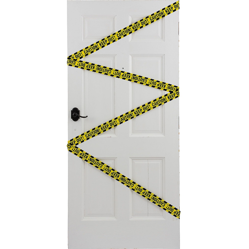 Caution Keep Out Tape Image #2