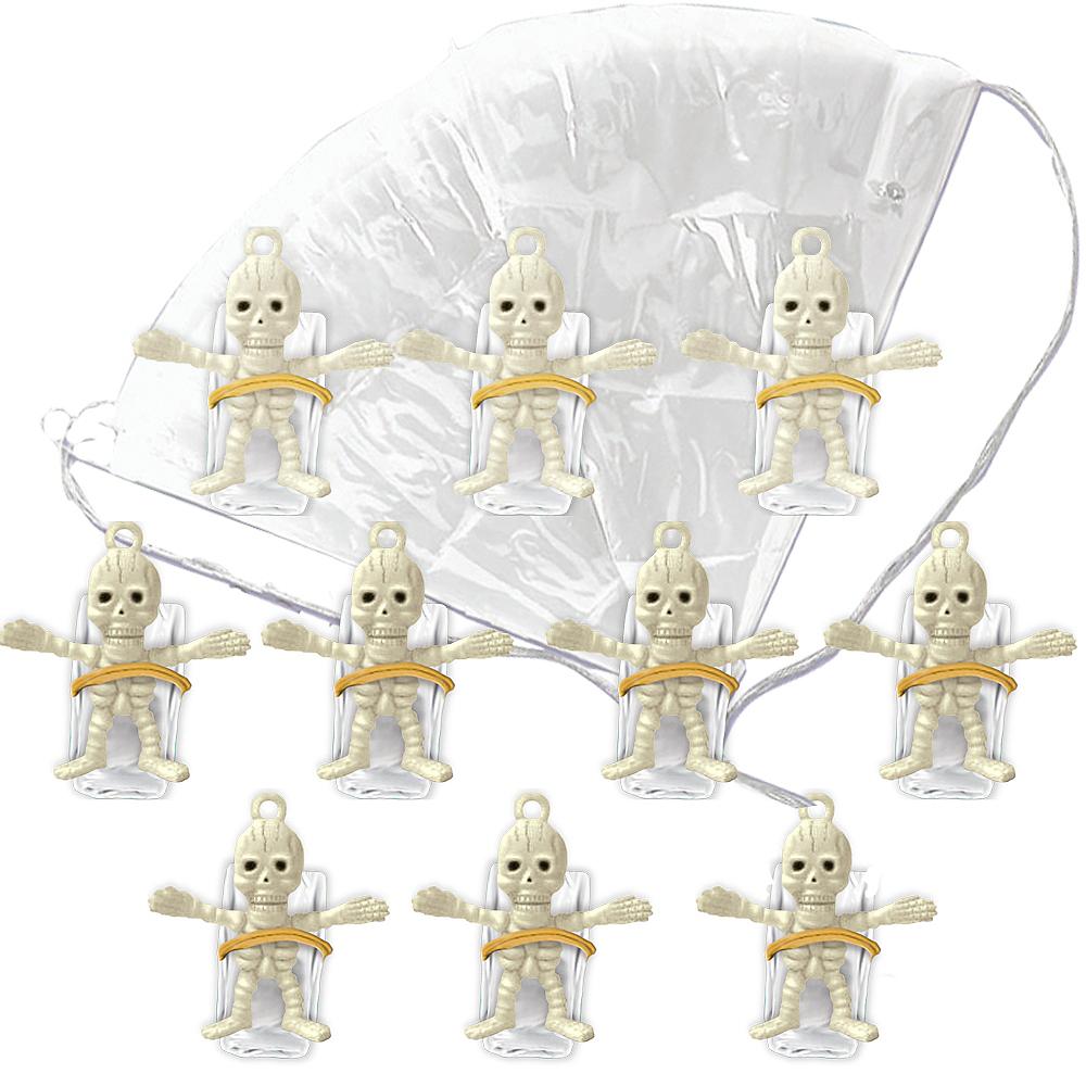 Skeleton Paratroopers 10ct Image #1