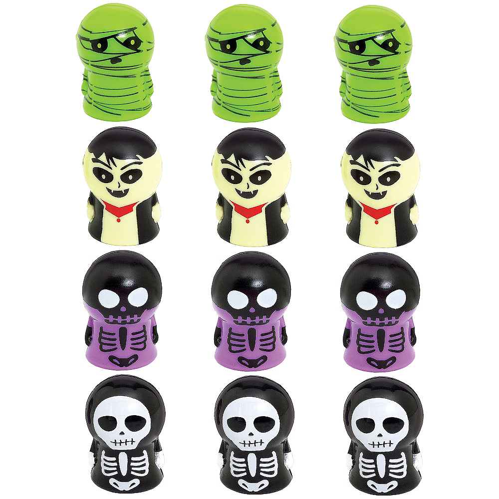 skeleton finger puppets party city
