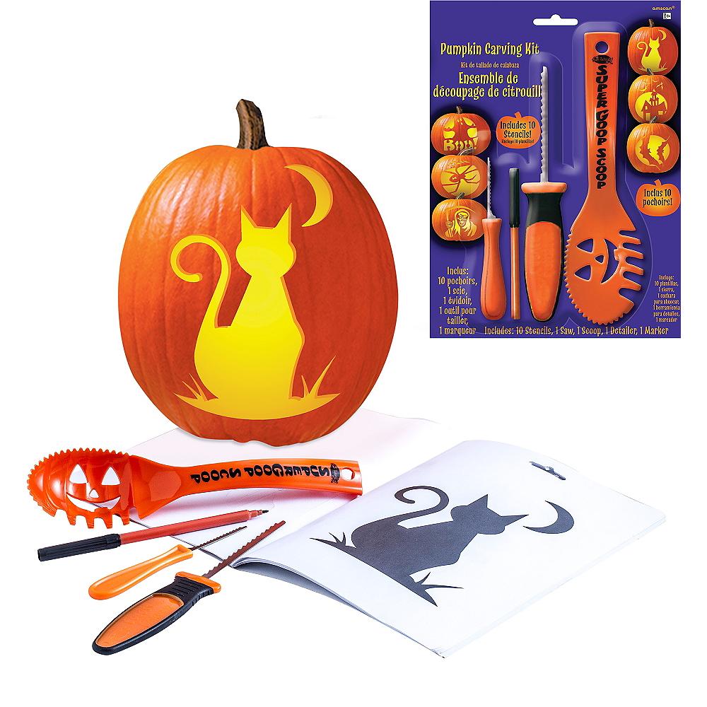 Pumpkin Carving Kit 14pc Image #1