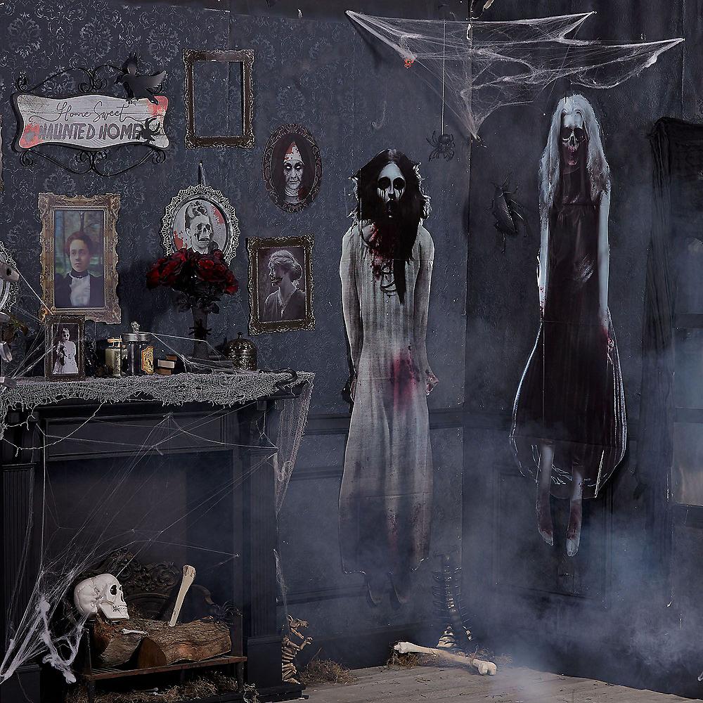 Girl Zombie Lenticular Portrait Image #3
