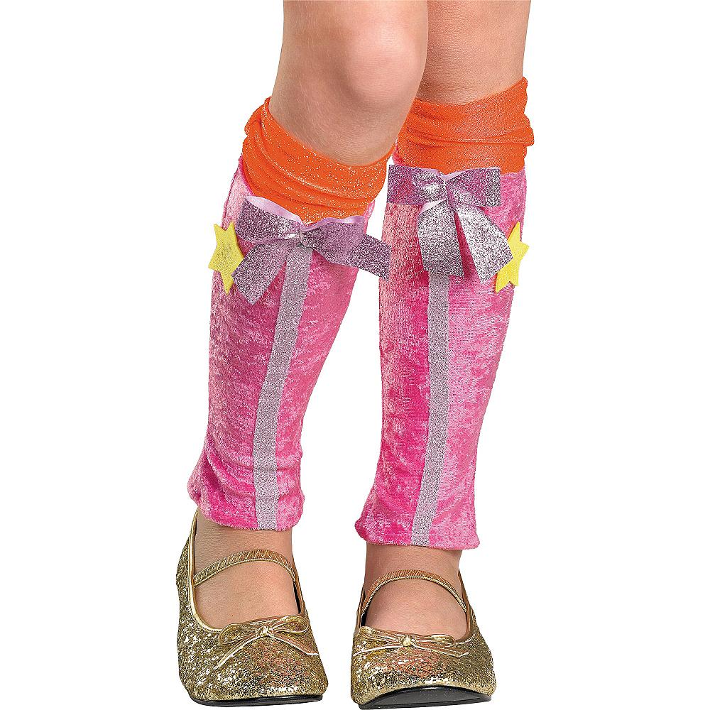 Girls Winx Stella Leg Covers Image #1