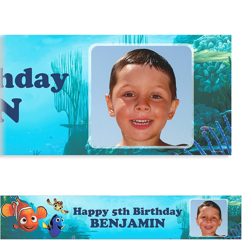 Custom Nemo & Friends Photo Banner 6ft Image #2