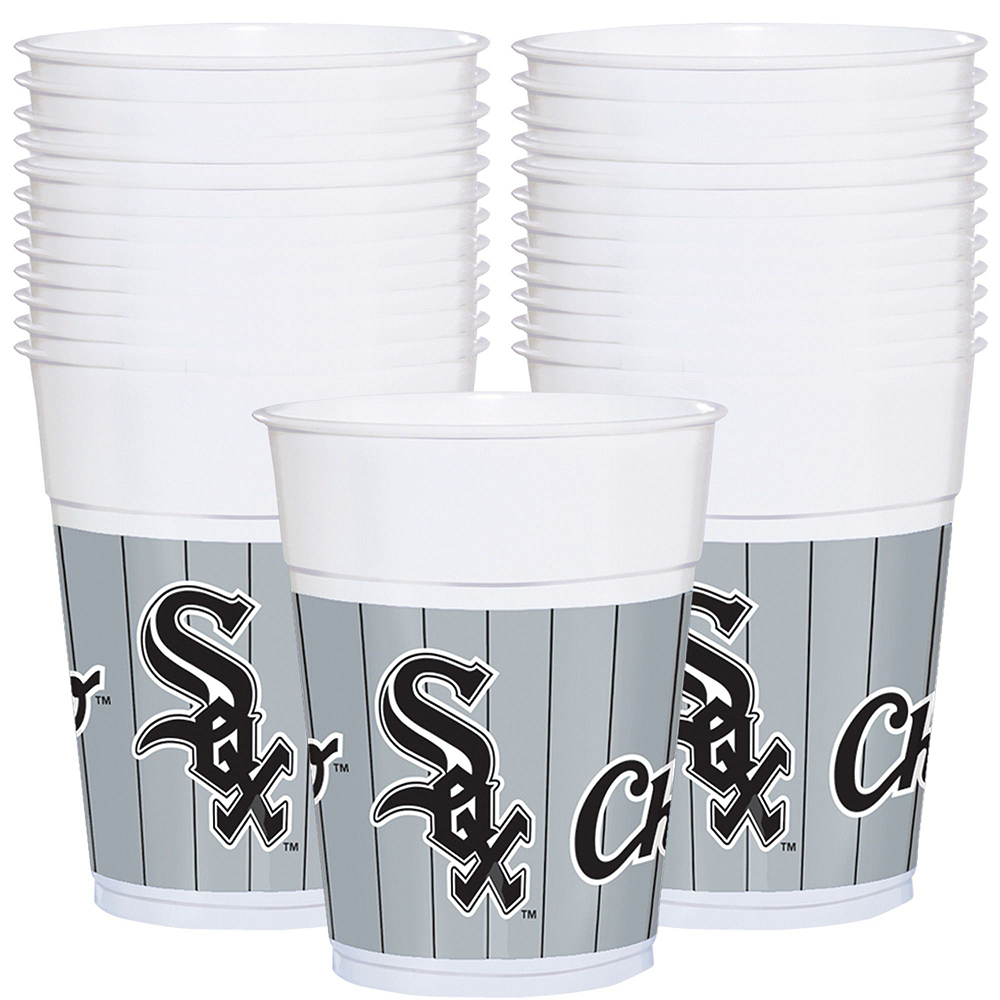 Chicago White Sox Party Kit for 18 Guests Image #4
