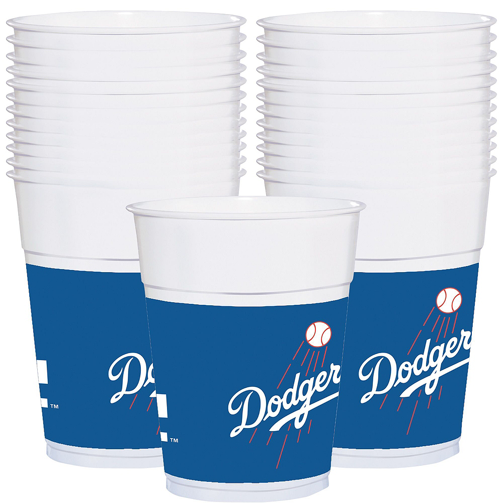 Los Angeles Dodgers Party Kit for 18 Guests Image #4