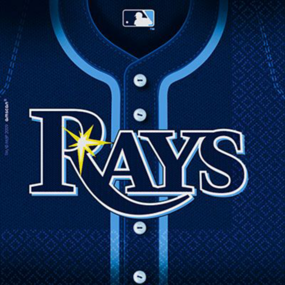 Tampa Bay Rays Party Kit for 16 Guests Image #3